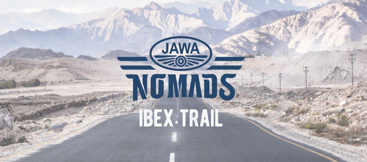 nomads rides banner