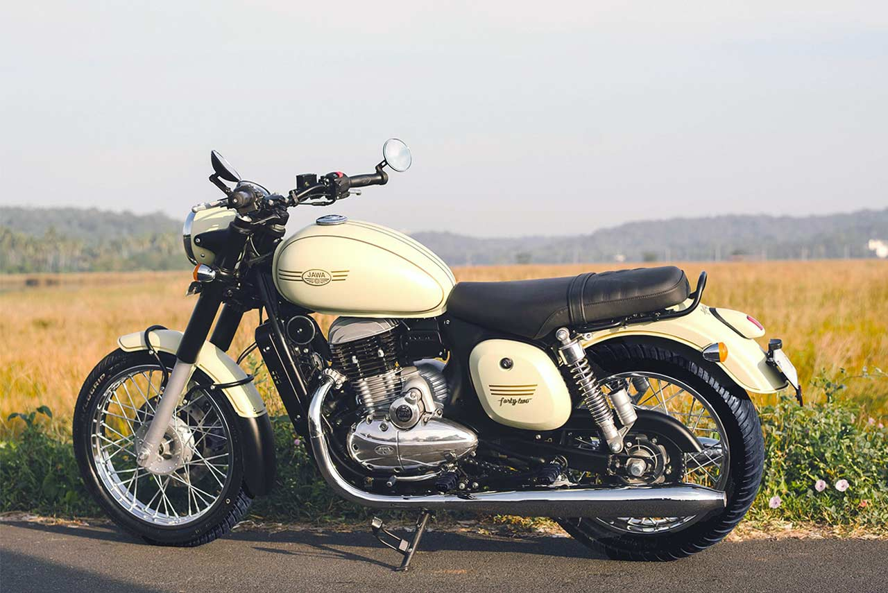 Jawa Forty Two motorcycle launched in India: Priced at ₹1.55 lakh