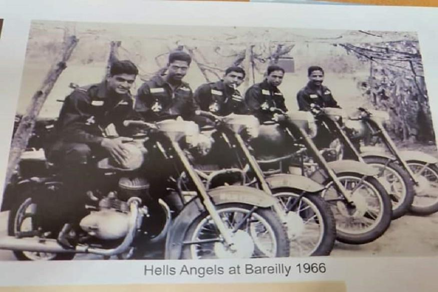 Jawa Motorcycles Reunite 1971 Indo-Pak War Veteran IAF Fighter Pilots