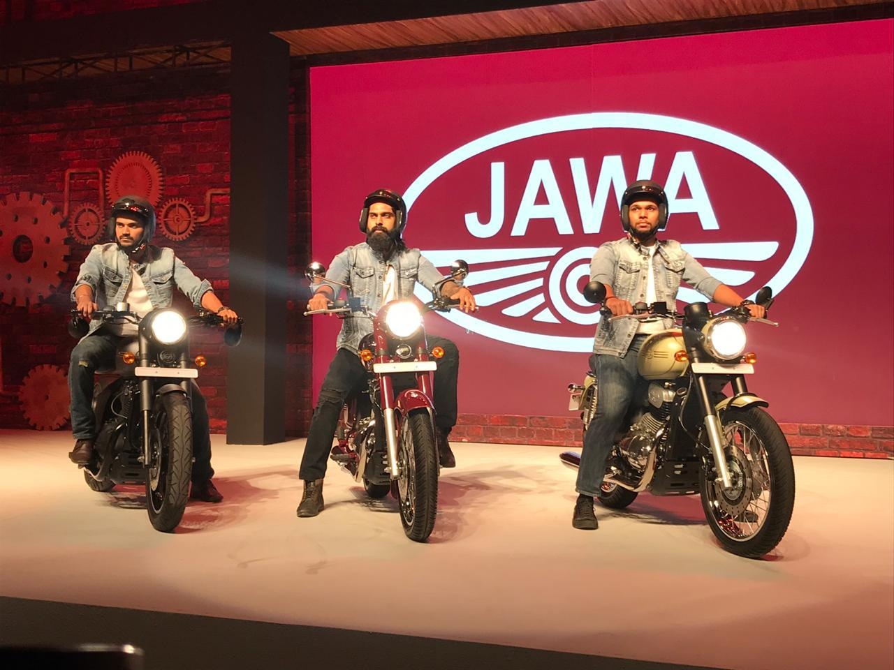 JAWA is back – JAWA AND JAWA Forty two launched!
