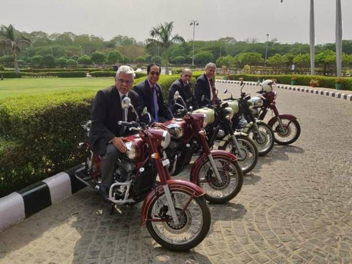 1966 To 2019: Then And Now Image Of IAF's 'Hell's Angels'