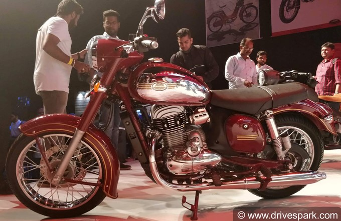 Jawa Deliveries To Be Complete By September 2019 — And So Our Watch Begins