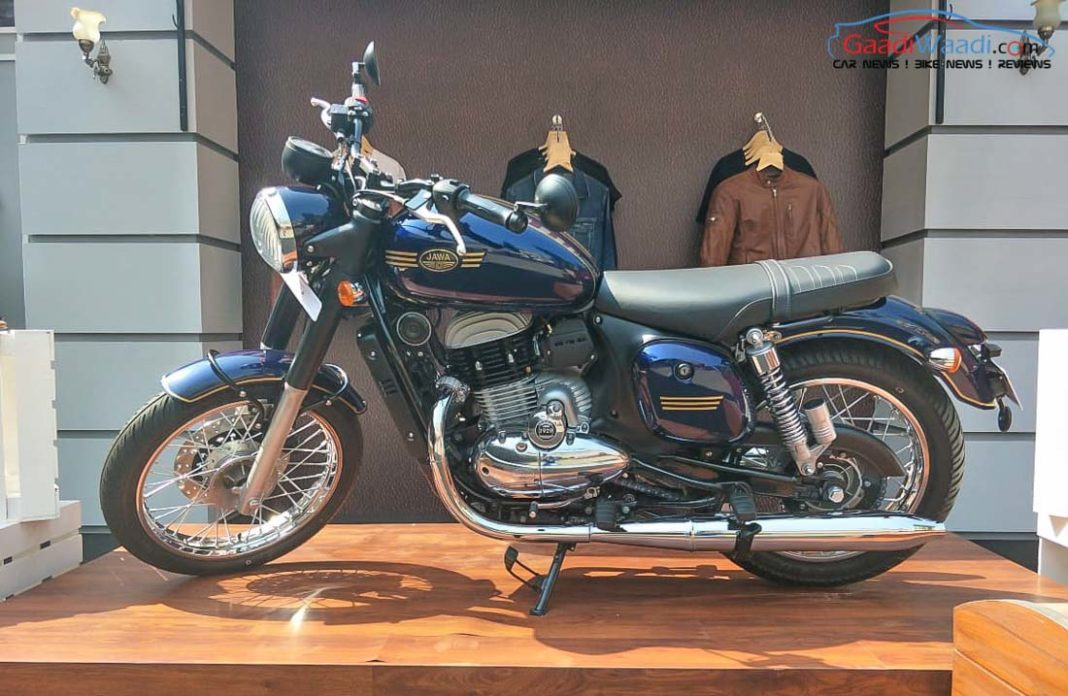 Jawa, Jawa Forty Two official mileage figure announced