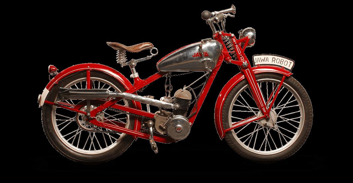 jawa 100 robot 1937 model