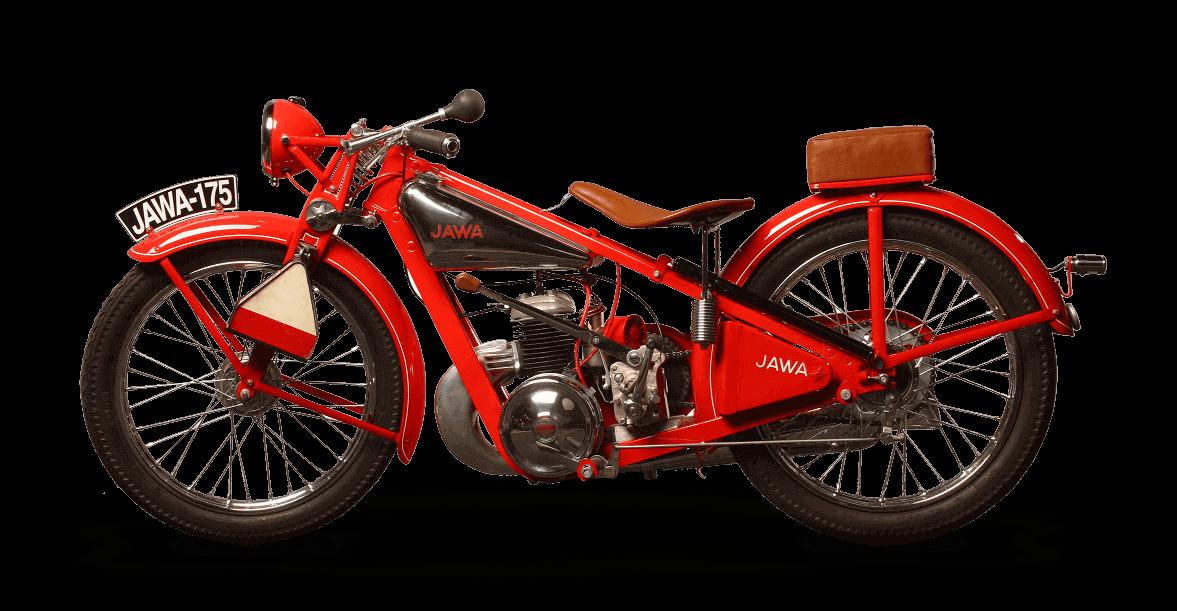 jawa 175 villiers 1932 model