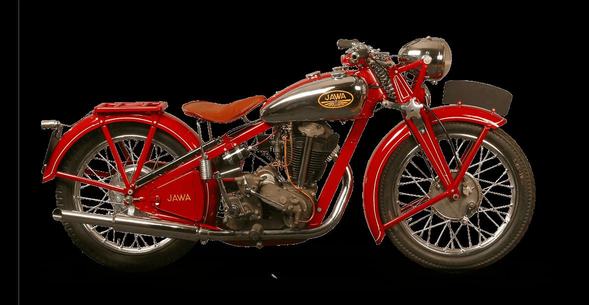 jawa 350 ohv 1935 model