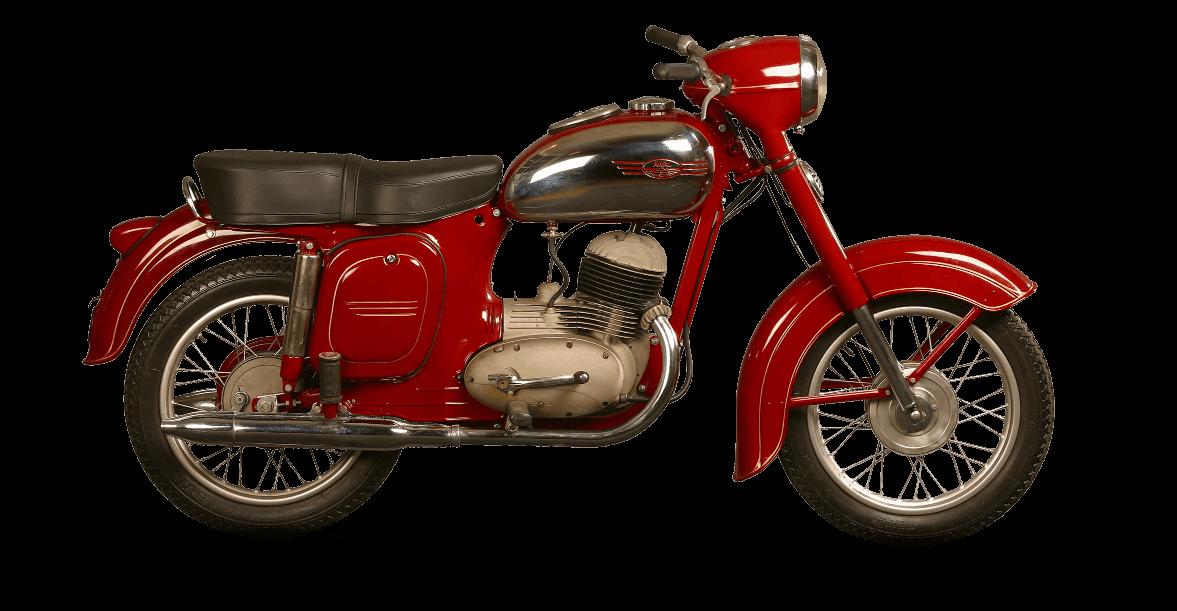 jawa 350 t 360 1964 model