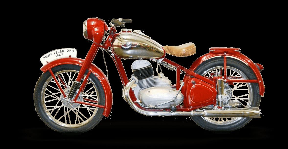 jawa perak 250 bike 1946