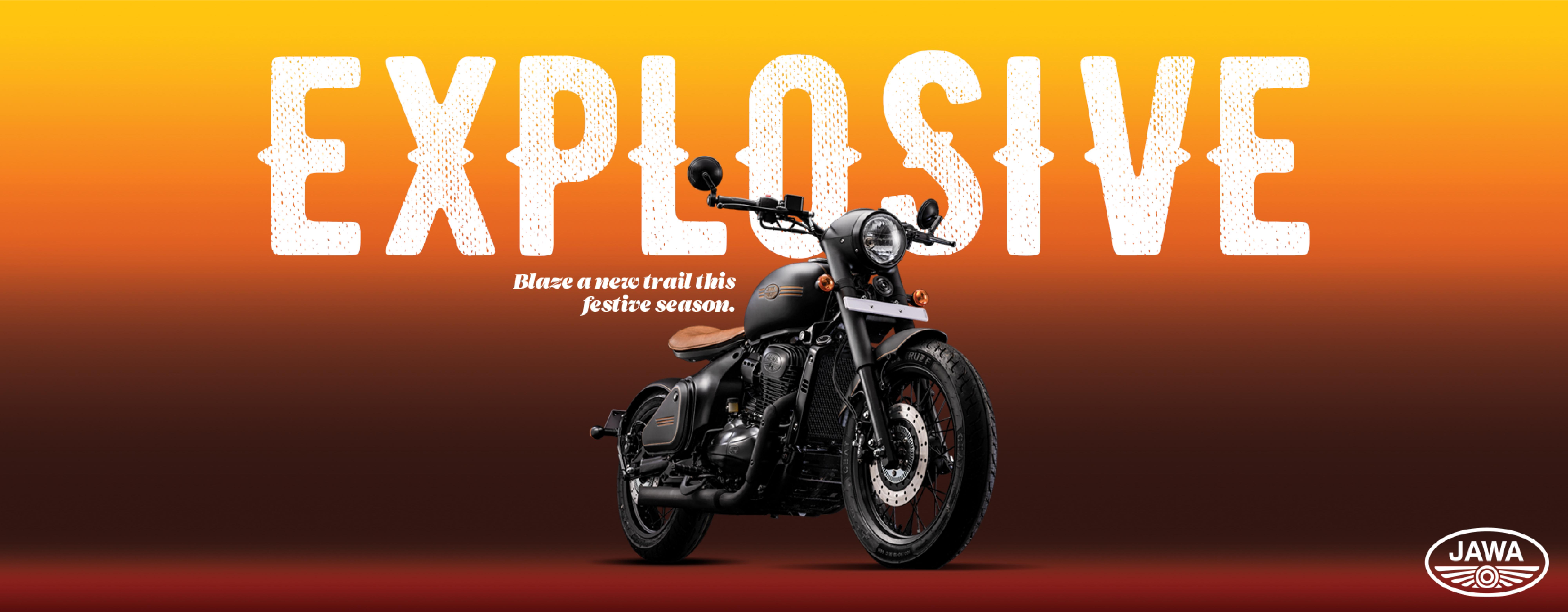 Jawa Motorcycle Booking